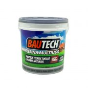 Bautech Resina Acrilica Multiuso 12l - Fosco Incolor