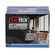 Cimento Queimado + Resina Fosca 5,3kg - Bautech