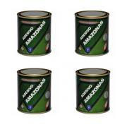 Cola De Contato 200g De Sapateiro Amazonas Kit 4 Unidades.
