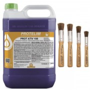 Desincrustante Prot Ativ 400 5L (BRINDE 4 Pinceis Detailer)