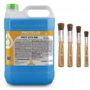 Desincrustante Prot Ativ 800 5L (BRINDE 4 Pinceis Detailer)