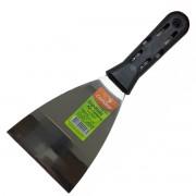 Espátula Rígida 8cm Aço Carbono Cabo Plastico Condor
