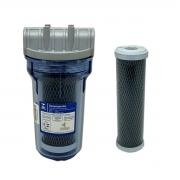 Filtro Transparente Pou 7.3/4 + Refil
