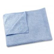 Flanela Pano Microfibra Automotivo Detailer Azul