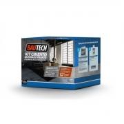 Kit 5 Cimento Queimado + Resina Fosca 5,3kg Bautech