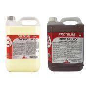 Kit Prot Brilho 5L + Prot Mult 100 5L Protelim