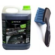 Prot Brilho Max 5L (BRINDE Escova Caixa de Rodas Pequena)