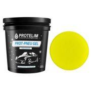 Prot Pneu Gel Protelim 3,6kg C/ brinde Espuma aplicadora