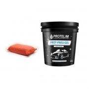 Prot Pneu Gel Protelim 3,6kg c/ Brinde Aplicador De Microfibra