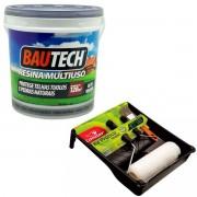 Resina Acrílica Brilho 12L (Brinde Kit Pintura Condor)