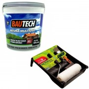 Resina Acrílica Brilho 3,6L (Brinde Kit Pintura Condor)
