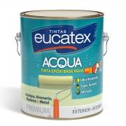 Tinta Epoxi Base Água Eucatex Acqua 3,6L