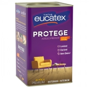 Tinta Parede Fosco Lavavel Protege Eucatex 18L (Cores)