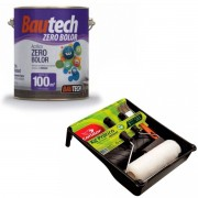 Tinta Zero Bolor Bautech 3,6L (Brinde Kit Pintura Condor)