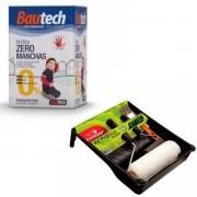 Tinta Zero Manchas Bautech 18L (Brinde Kit Pintura Condor)