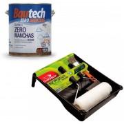 Tinta Zero Manchas Bautech 3,6L (Brinde Kit Pintura Condor)