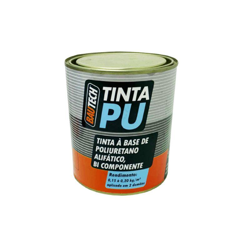 2 Tintas PU Piscina Fibra Bautech 8kg