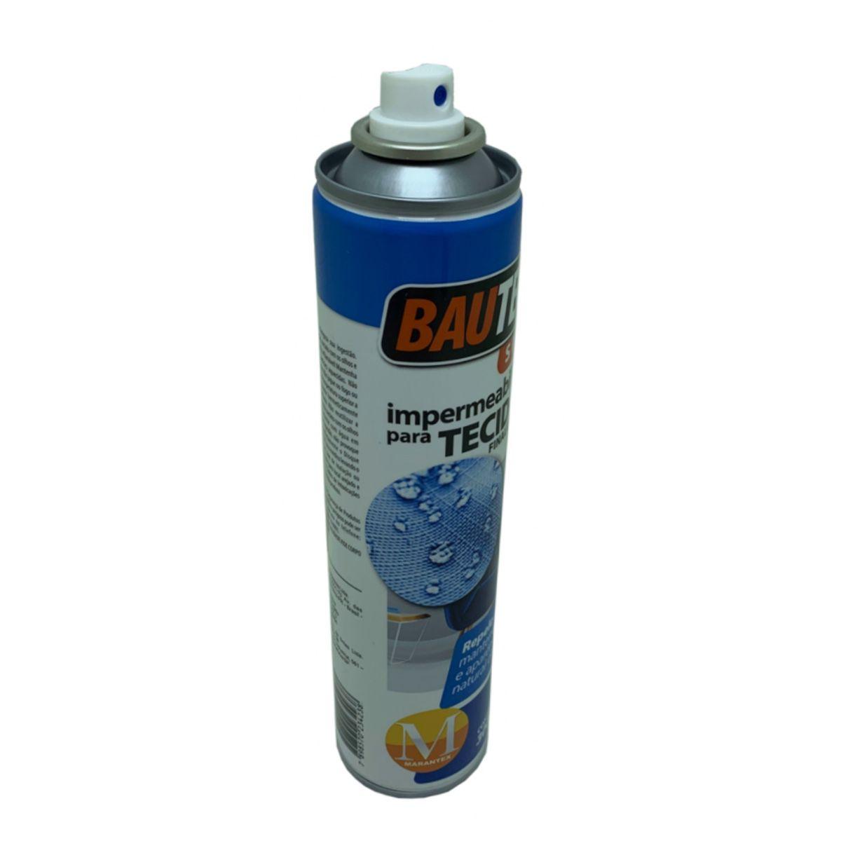 2 UNI Impermeabilizante De Tecido E Estofado Bautech 300ml