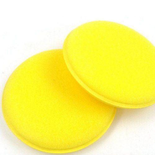 Aplicador De Espuma Amarela Mandala 2 Unidades