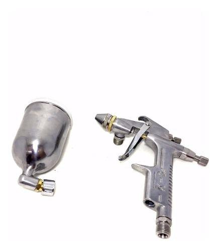 Pistola Aerográfica Pintura Arc 0.5 K3a Gravidade Ajustável