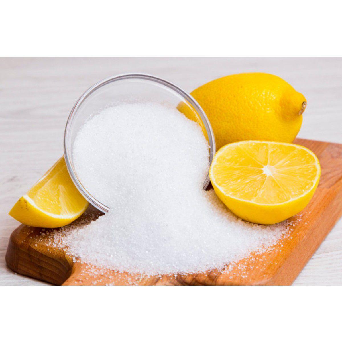 Ácido Cítrico Anidro Alimentício Usp - 5kg