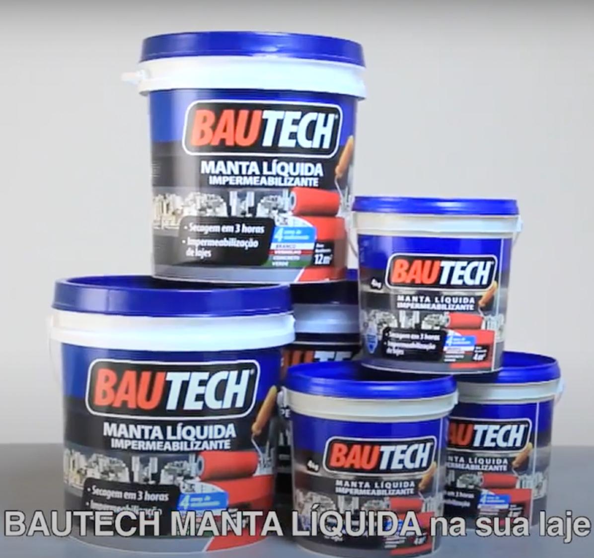 Bautech Manta Liquida 4kg