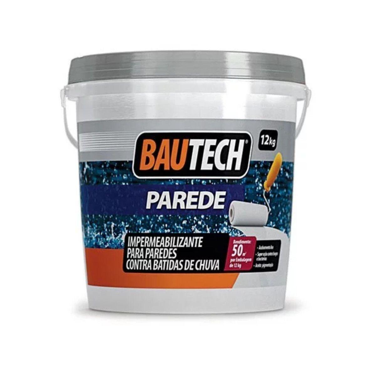Bautech Parede Branco 12kg