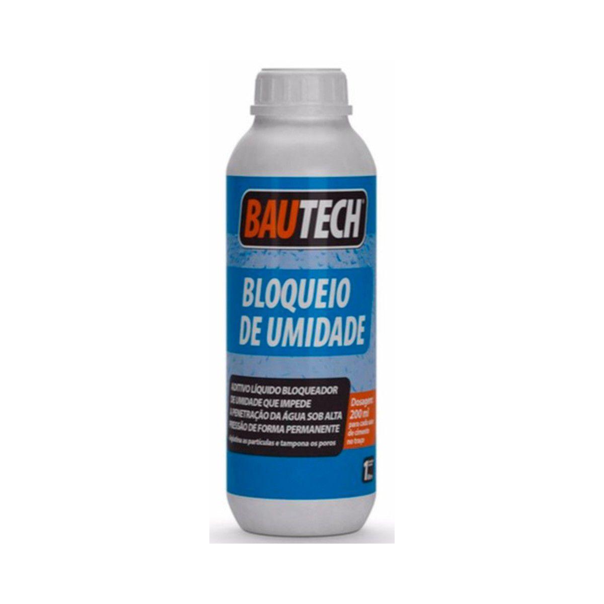 Bautech Recristal Bloqueio de Umidade 1L