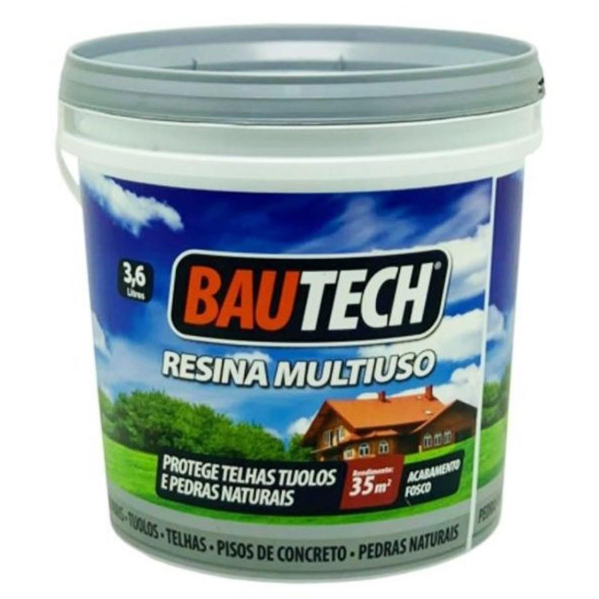 Resina Acrilica Multiuso Fosca 3,6l