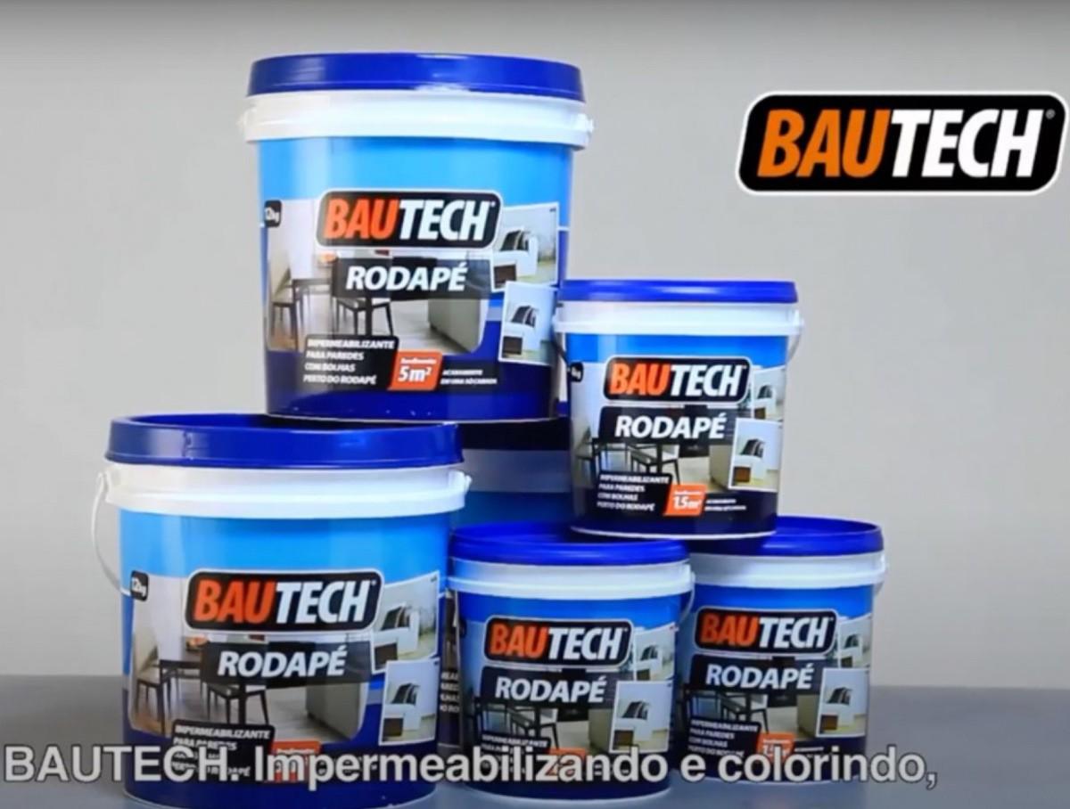 Bautech Rodapé 12kg