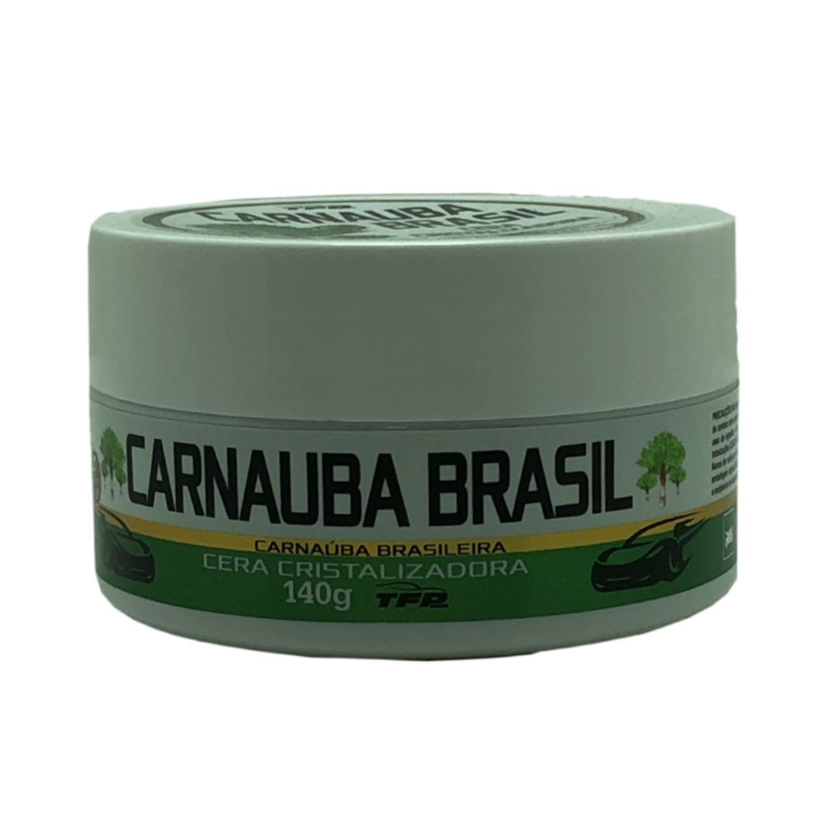 Cera de Carnaúba Brasil TFP 140g