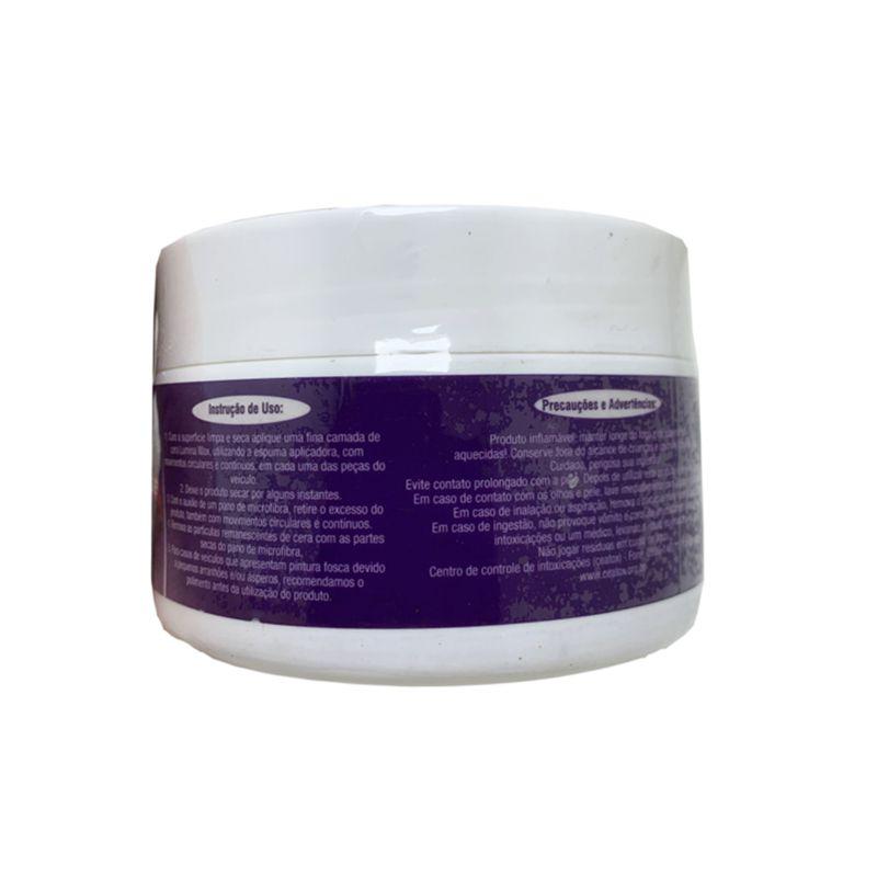 Cera Em Pasta Cristalizadora 100gr - Lumina Wax -politec
