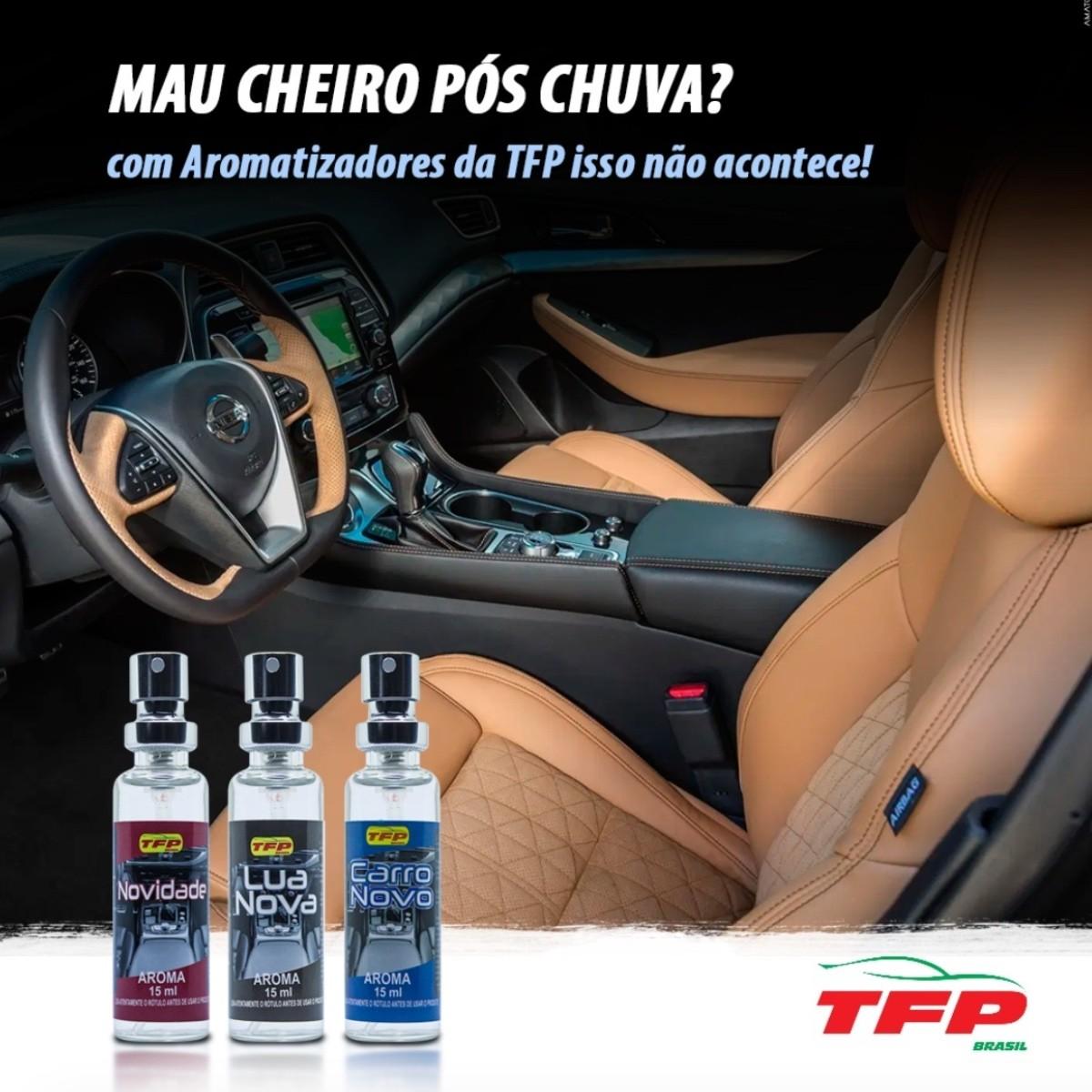 Cheirinho Carro Novo TFP 15ml (Promoção por tempo limitado)