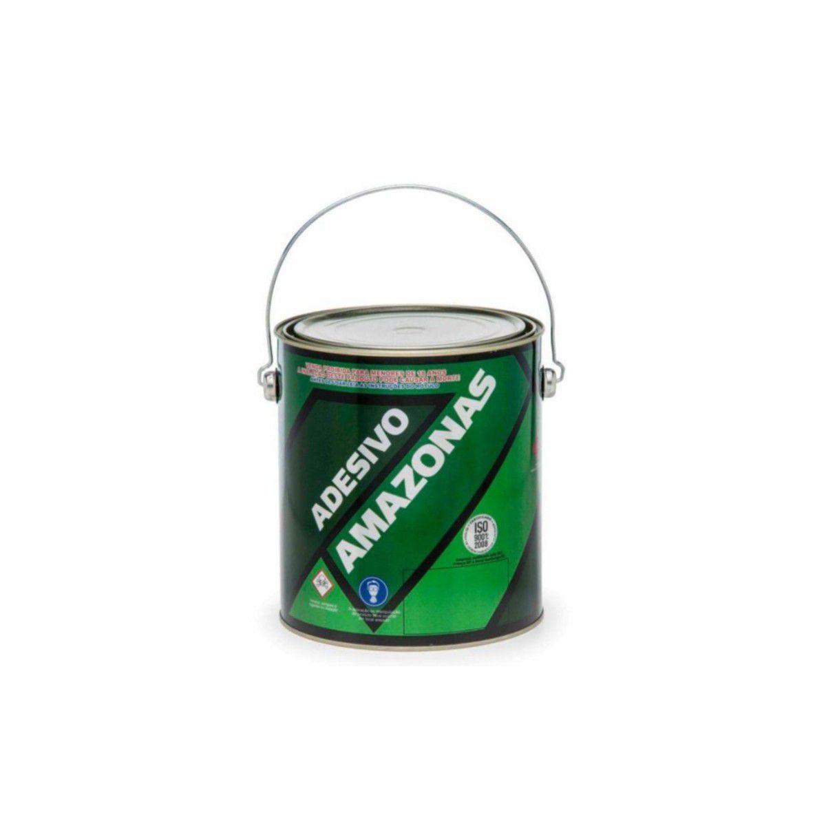 Cola De Contato Extra Universal 2,8kg De Sapateiro Amazonas