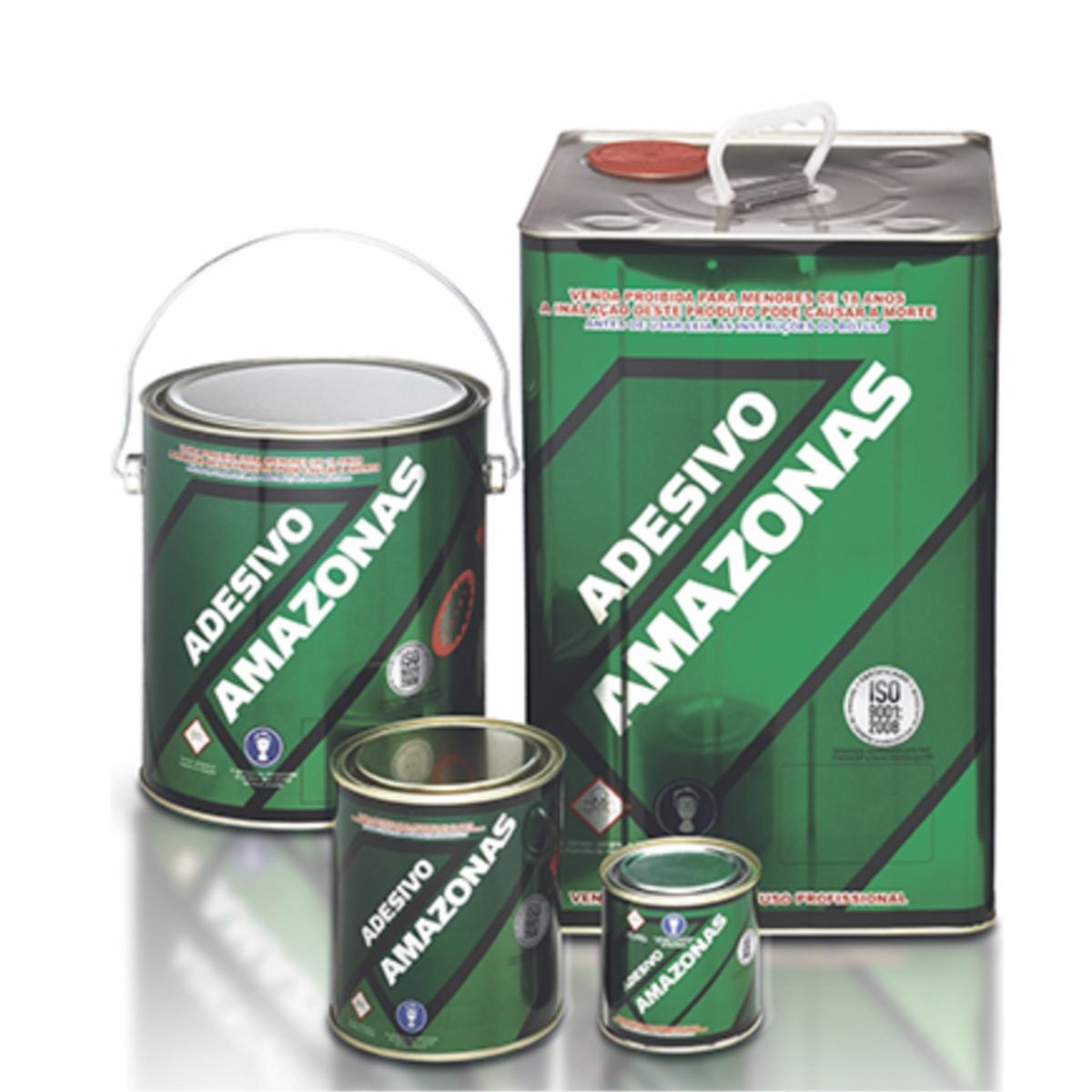 Cola De Contato Extra Universal De Sapateiro Amazonas Peso:750g