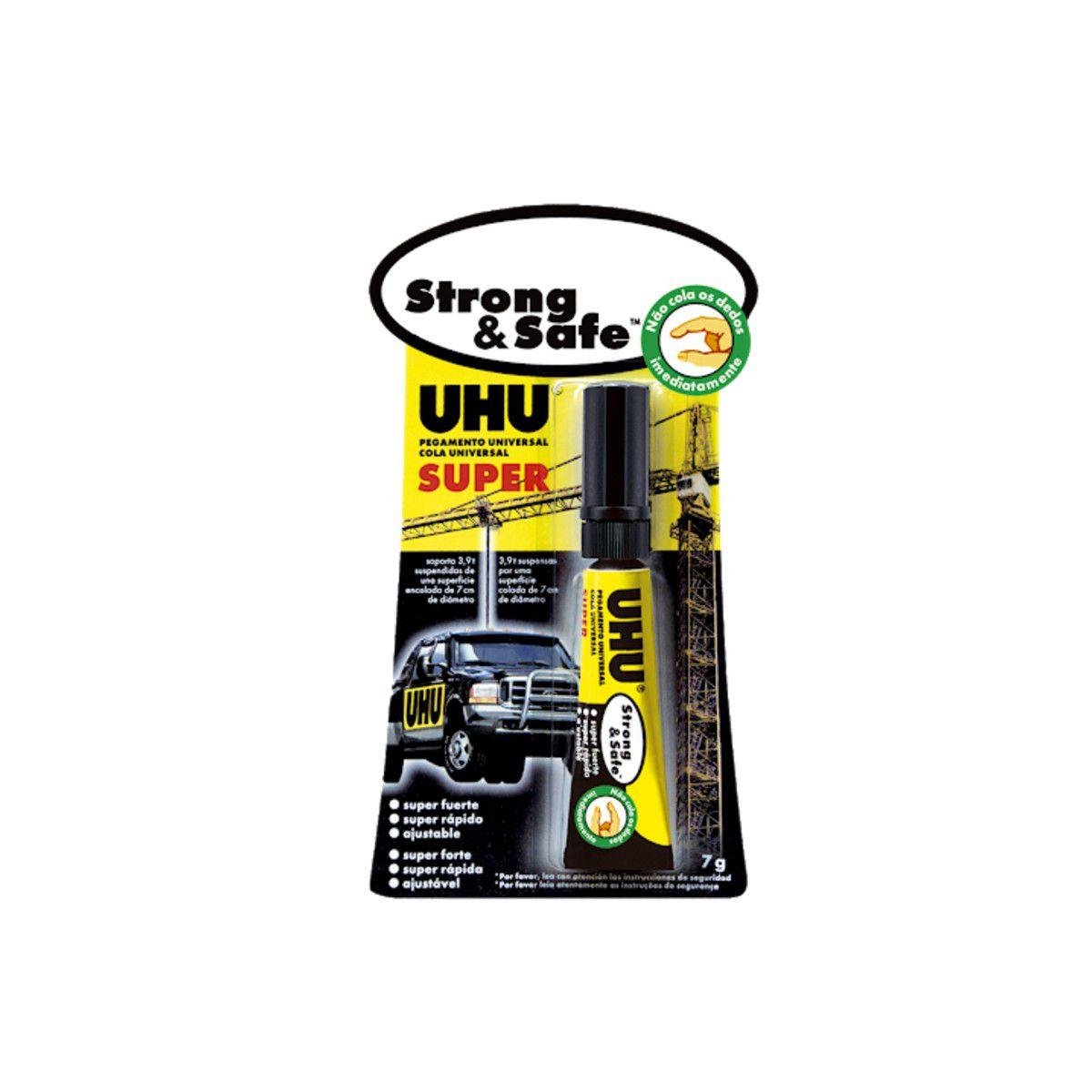 Cola Super Forte Strong & Safe UHU