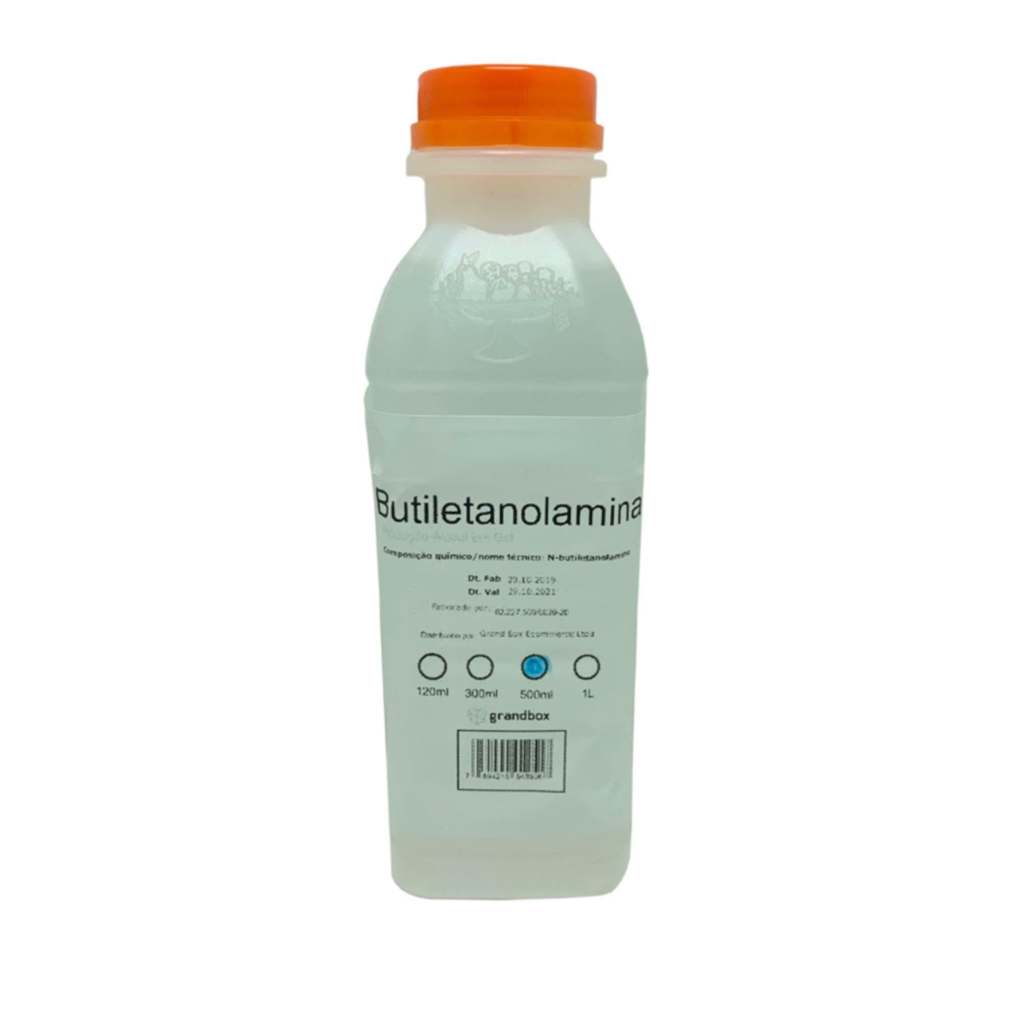 Contratipo Trietalonamina P/ Álcool em Gel 500ml