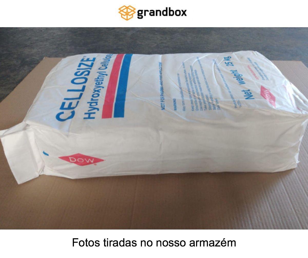 Espessante Cellosize QP 100 Dow Substituto Carbopol 940 25kg