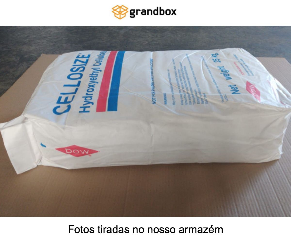 Espessante Cellosize QP 100 Dow Substituto Carbopol 940 500g