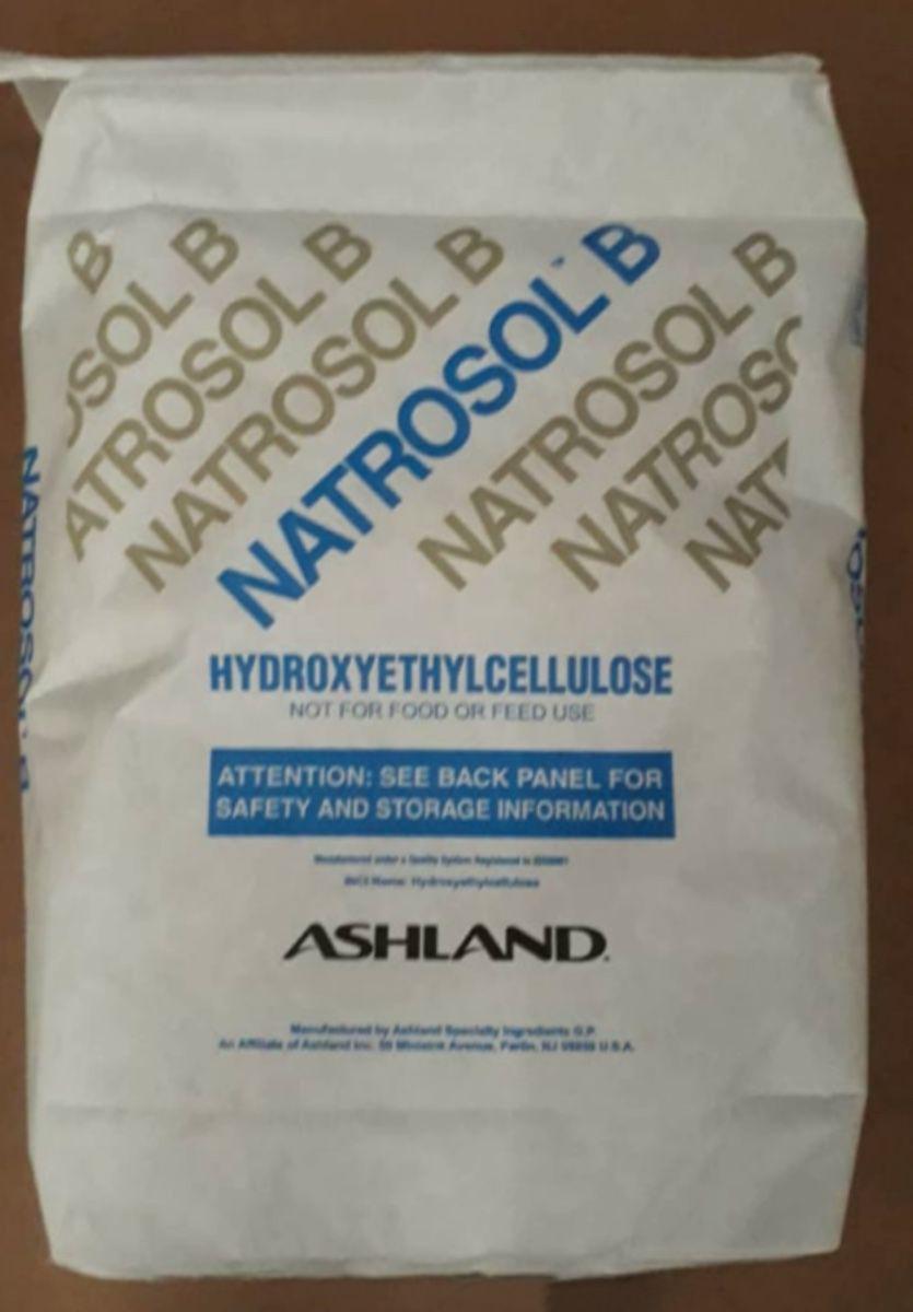 Espessante Natrosol B Ashland Substituto Carbopol 940 5kg