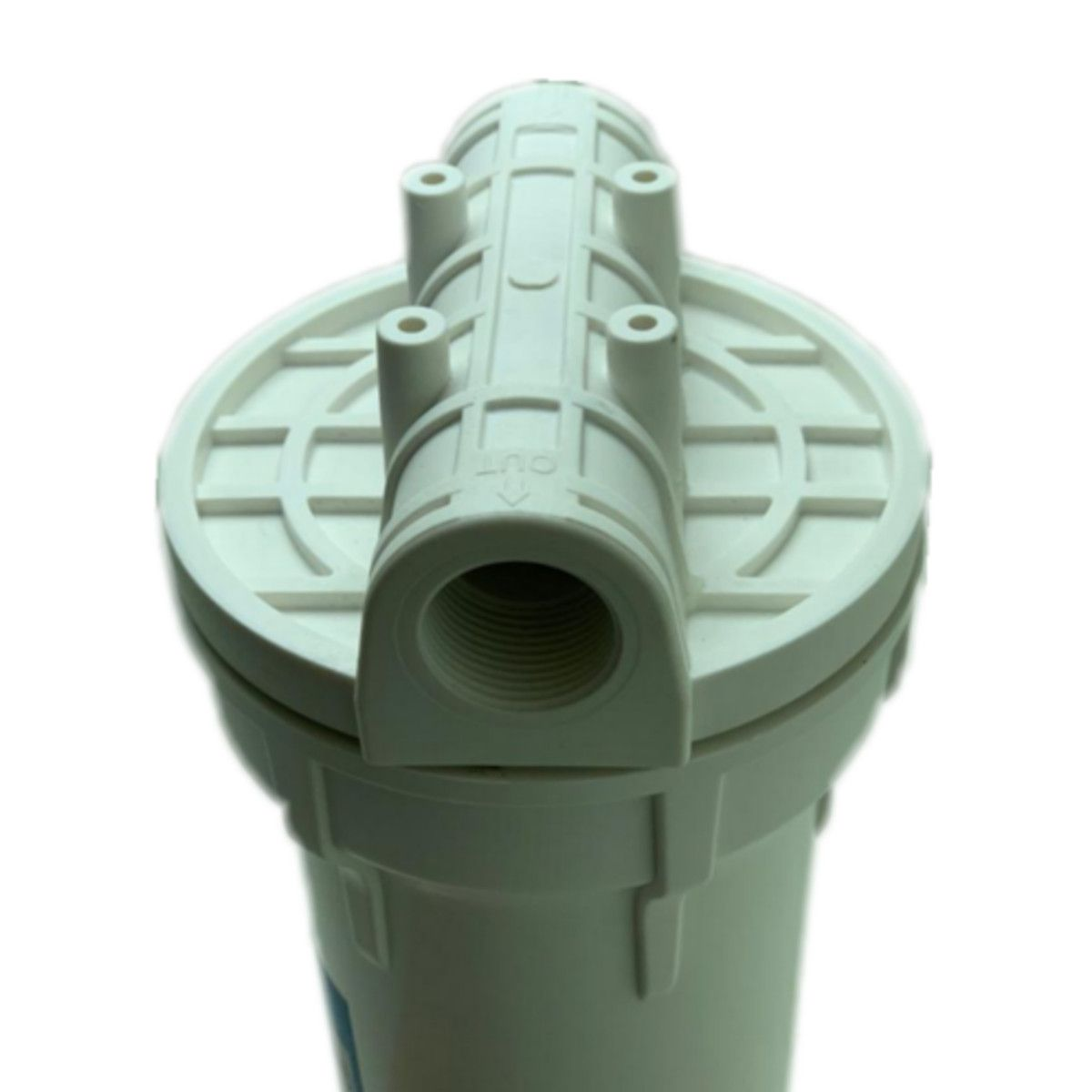 Filtro Água P/ Caixa Dágua 7 Ou Cavalete De Entrada + Refil