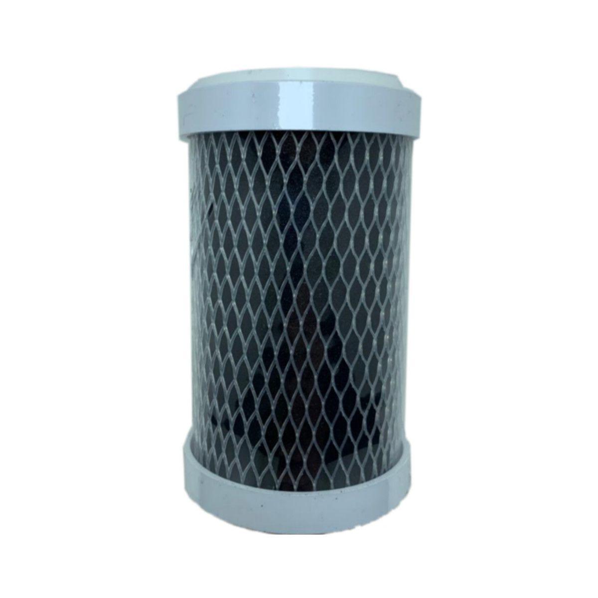 Filtro Torneira Transparente Carvão Pou 5.3/4 - BRINDE Refil