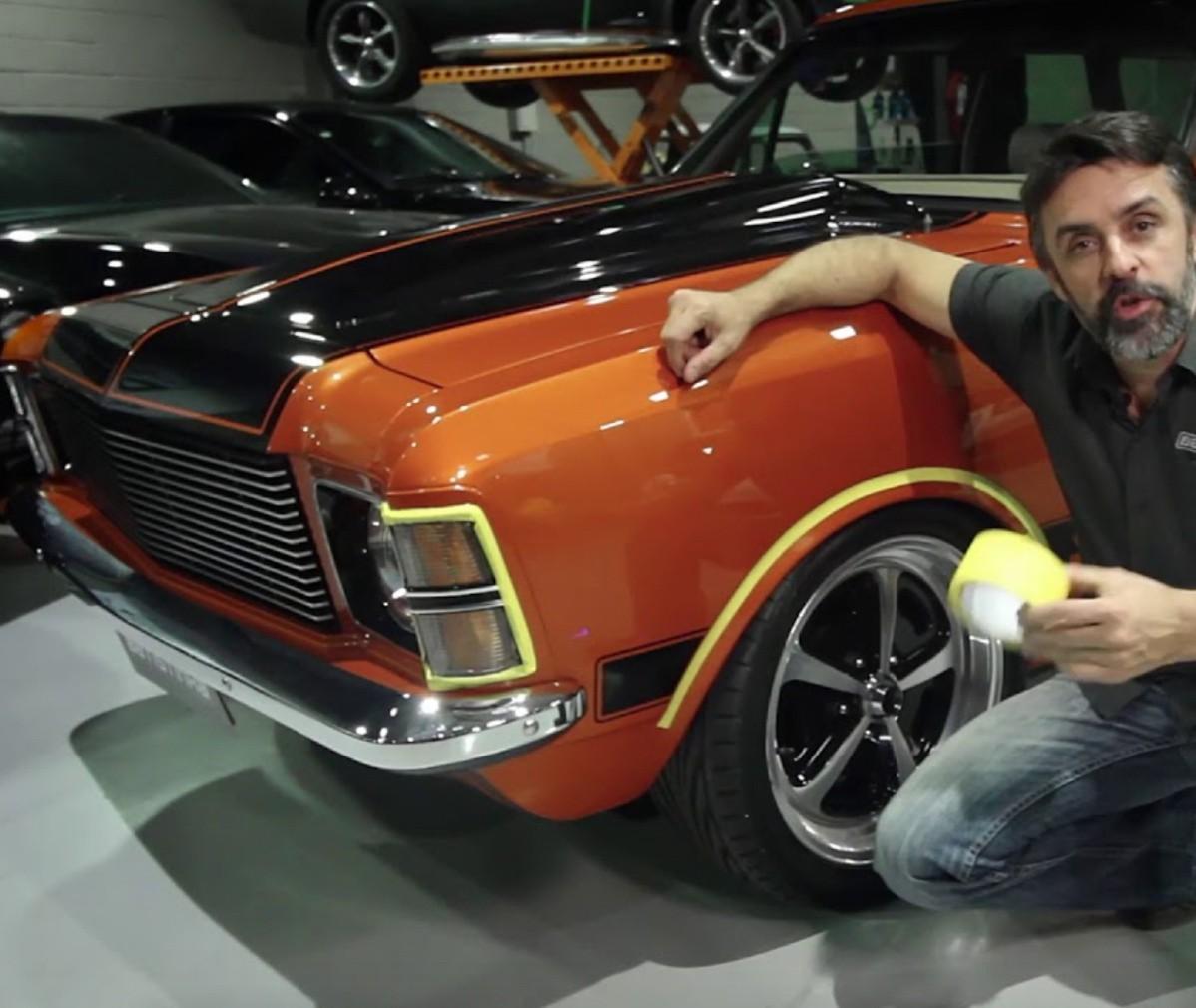 Fita Crepe Pintura Automotiva Adere Amarela 18mmx40m