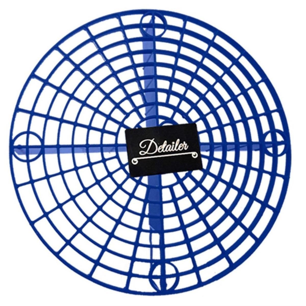 Kit Balde Separador De Partículas Branco Detailer/mandala - 2 Unidades