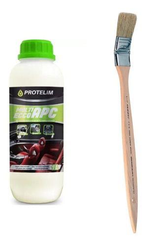 Kit Detalhamento Automotivo APC 1 Litro + Pincel Detail