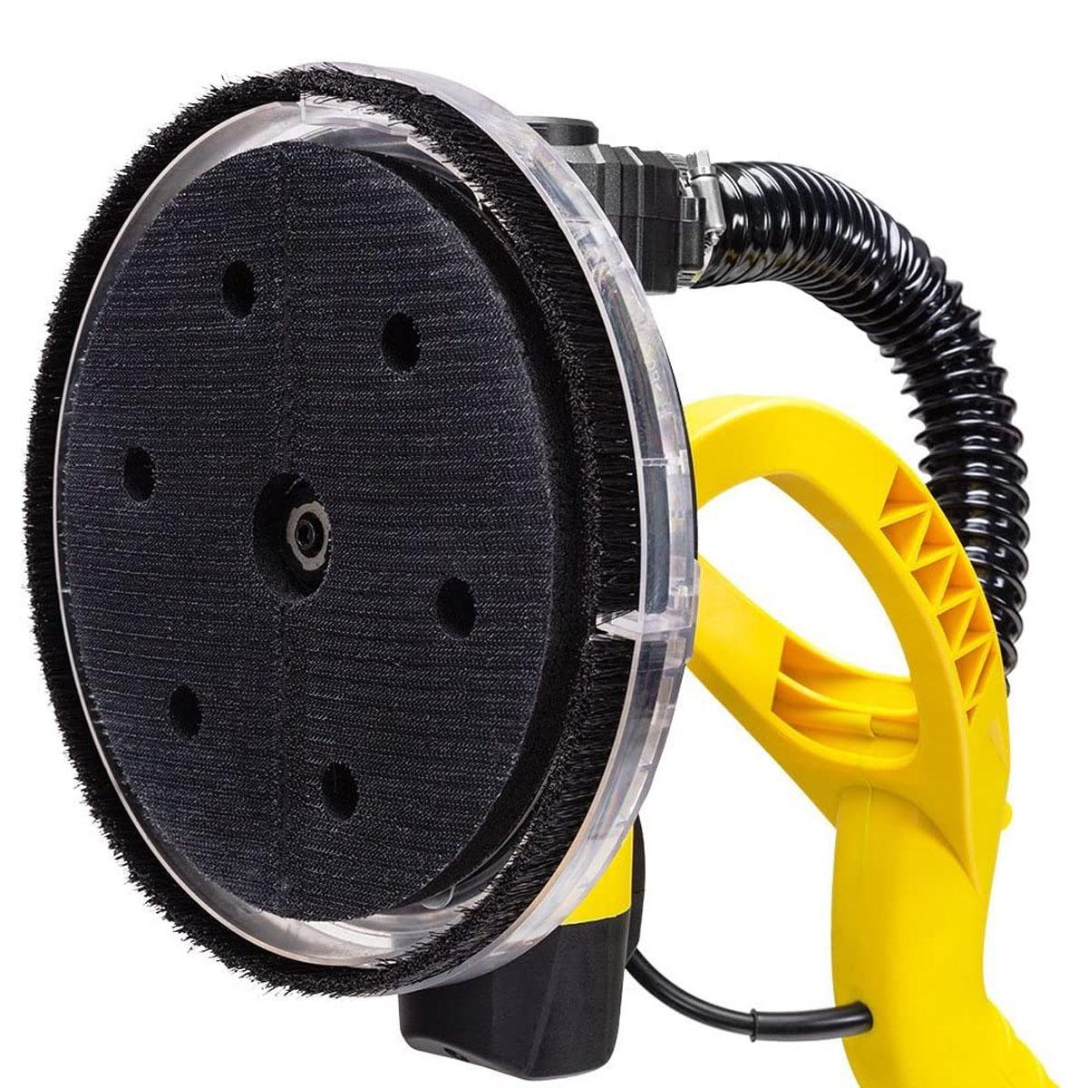 Lixadeira Parede Teto Drywall Elétrica Telescópica 750w Lw2