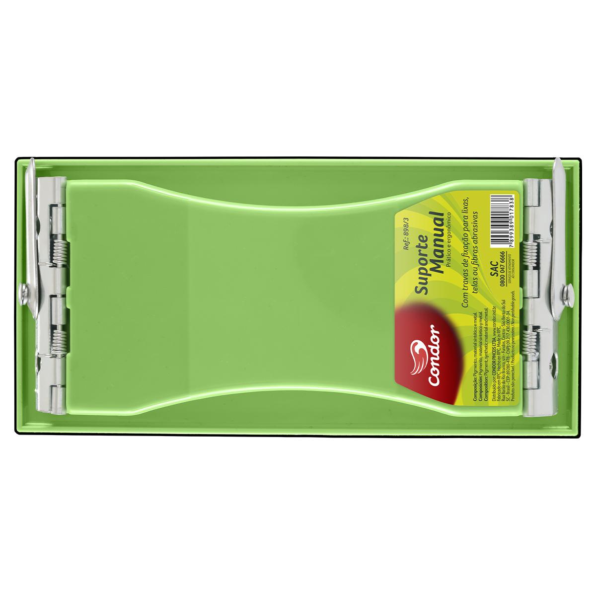 Lixadeira Suporte Manual Com Trava 230 x 105 Condor 898 3