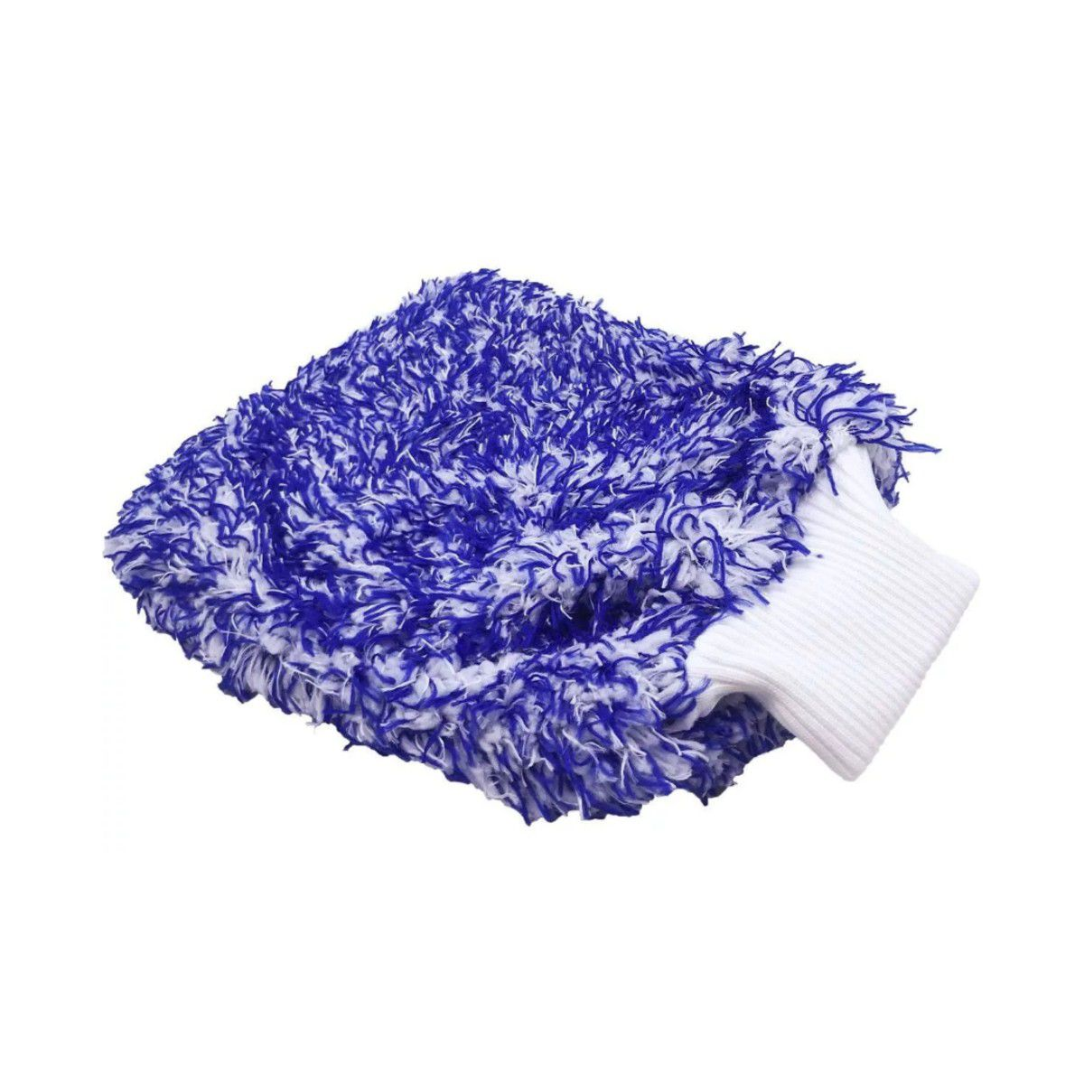 Luva De Microfibra Tornado Azul Detailer