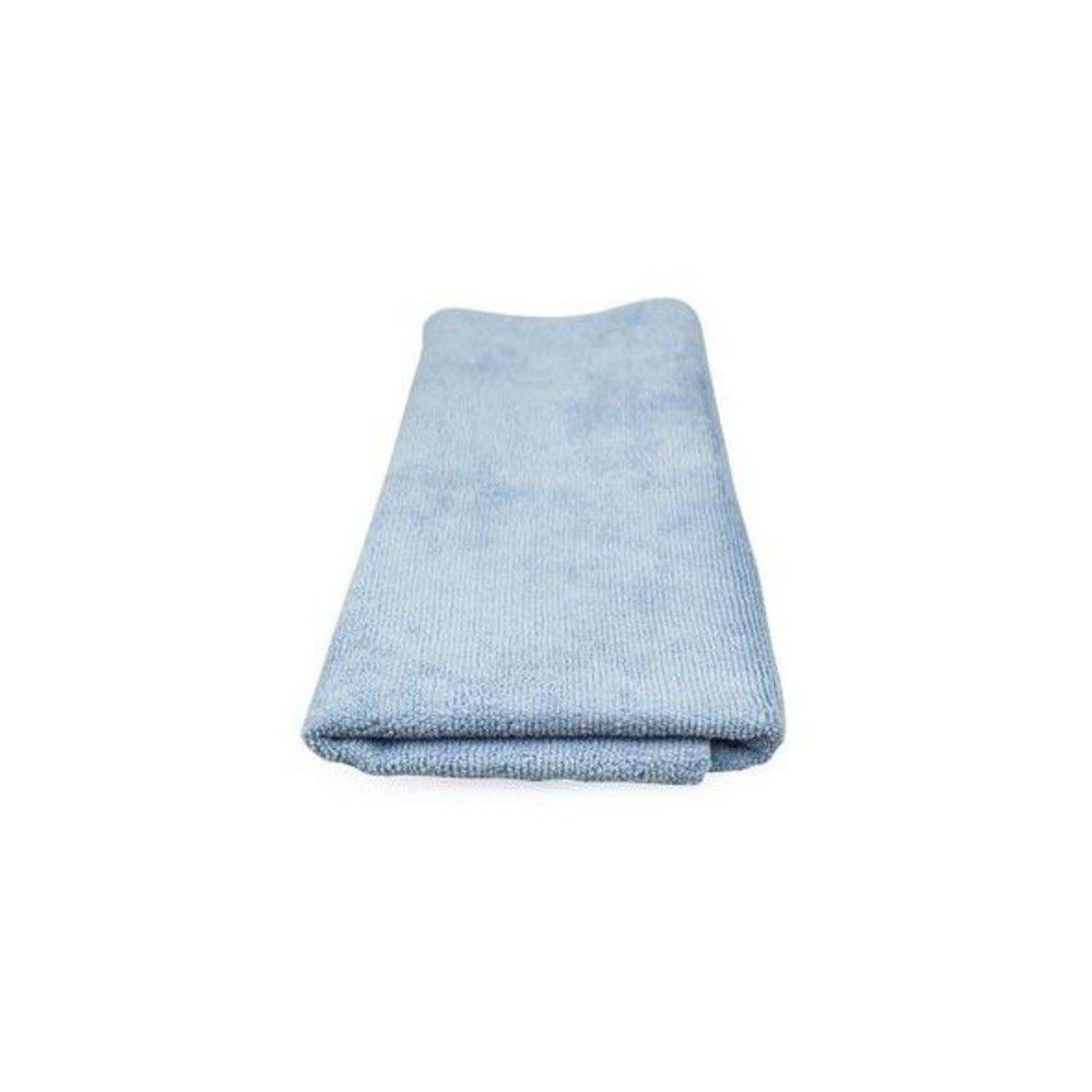 Pano De Microfibra Para Secagem Mandala 48x88cm Azul 5 Unidades