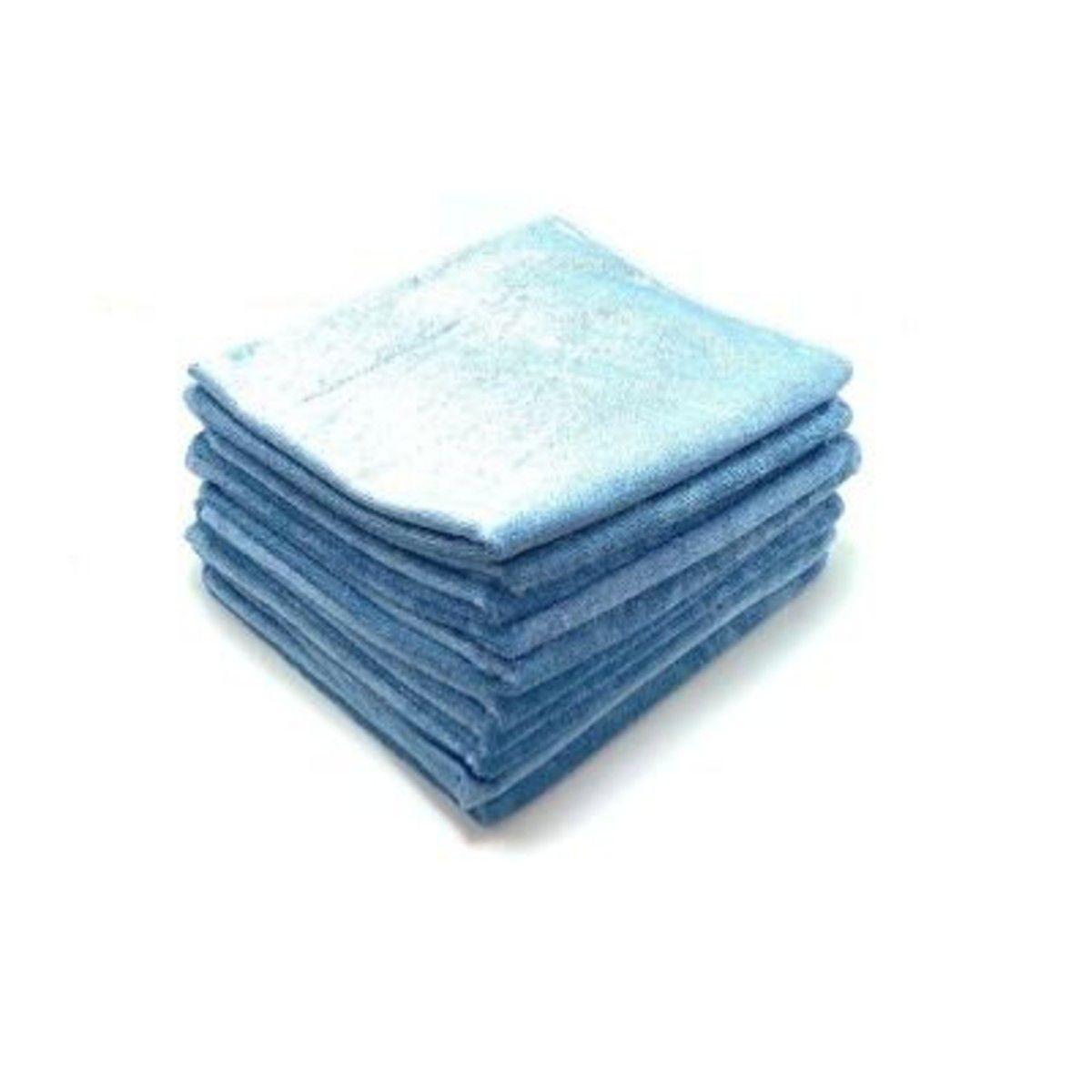 Pano De Microfibra Para Secagem Mandala 48x88cm Azul  10 Undidades